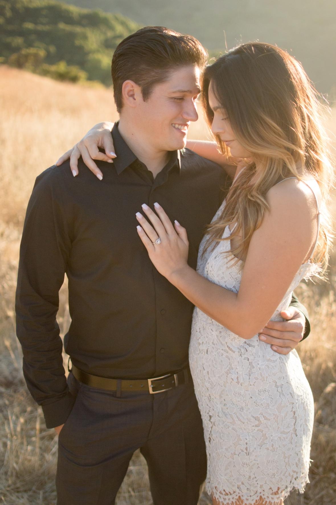 Quianna Marie Photography - Tony + Lindsay Engagement-27