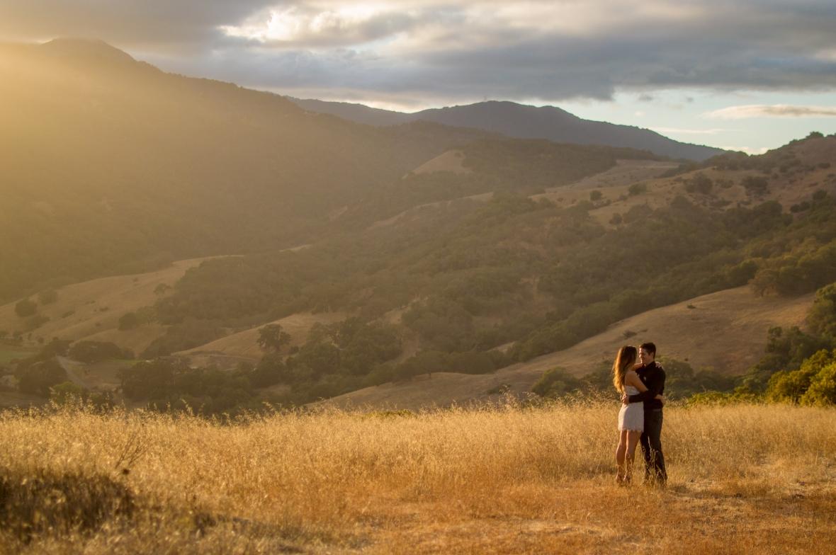 Quianna Marie Photography - Tony + Lindsay Engagement-50