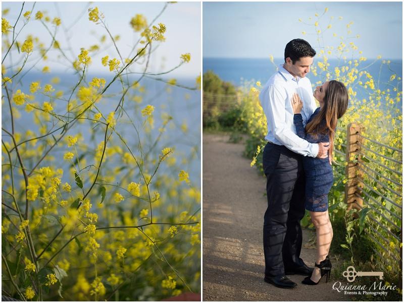 Quianna Marie Photography - LA Engagement