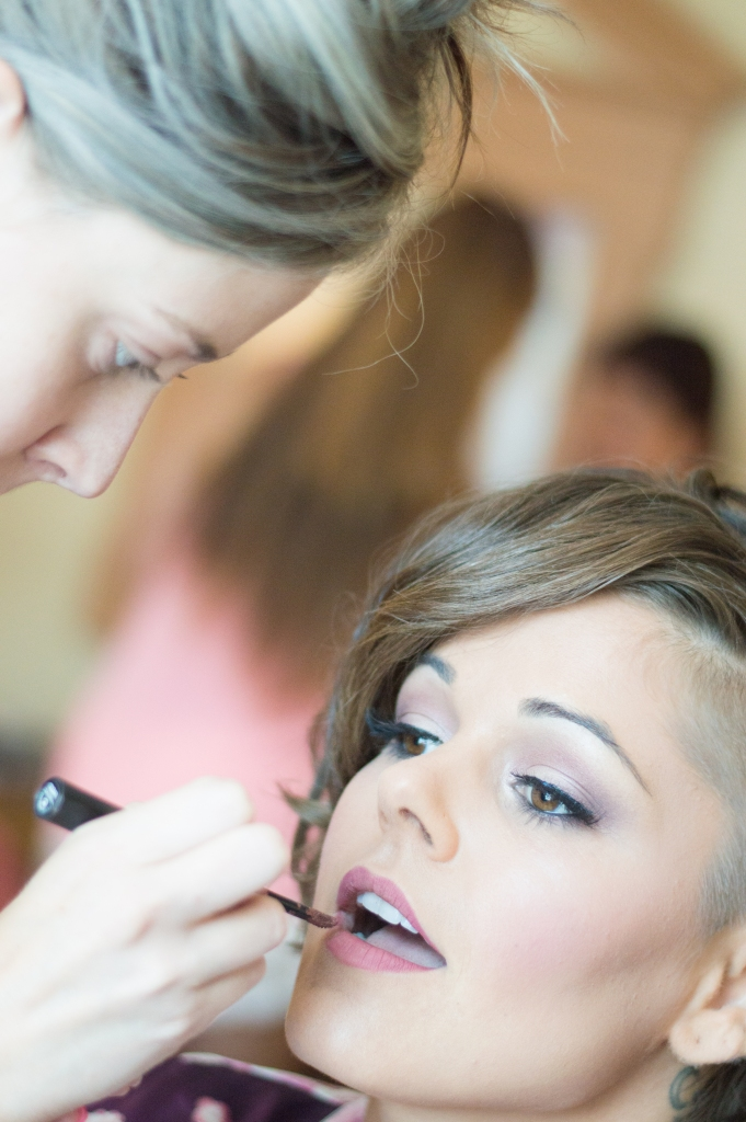 Quianna Marie Photography - Getting Ready - Sedgwick-73