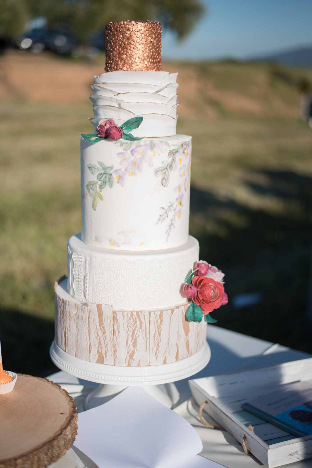 Quianna Marie Photography - Mt. Winery - The Meadow Bridal Event-34