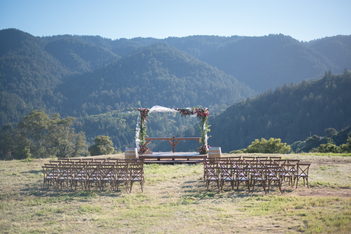 Quianna Marie Photography - Mt. Winery - The Meadow Bridal Event-4