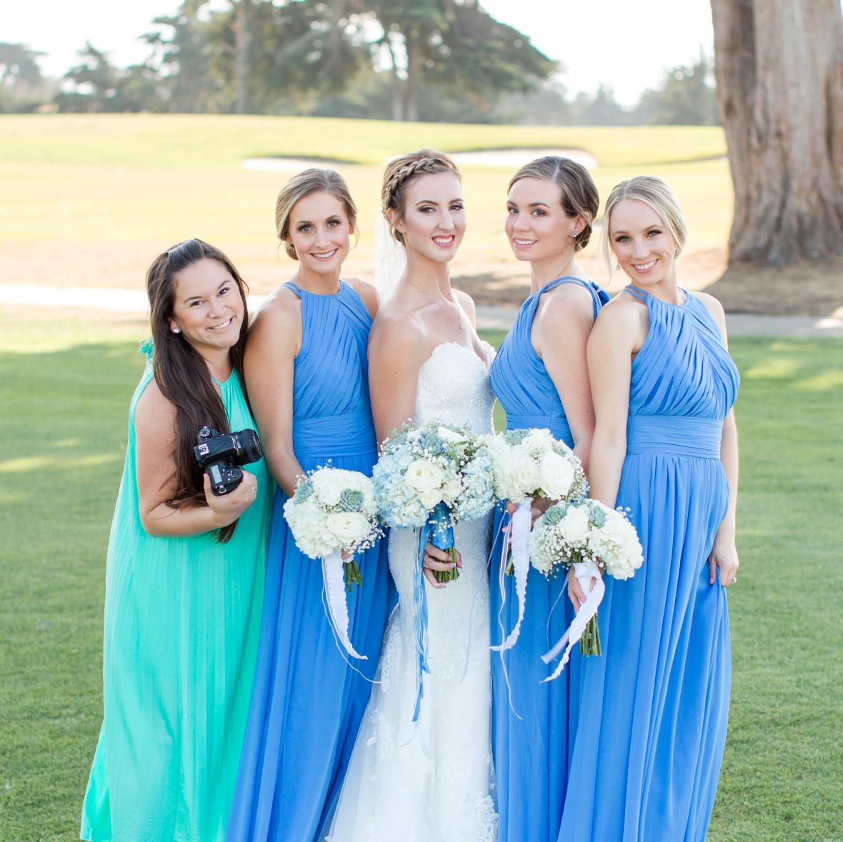 Q-Bridesmaids